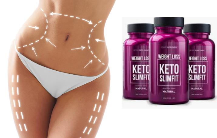 Keto Slim Fit Ingredientes. ¿Tiene efectos secundarios?